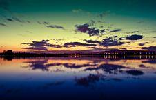 Free Beautiful Sunset Stock Images - 5881894