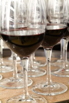 Free Red Wine Royalty Free Stock Image - 5882206