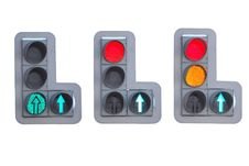 Free Traffic Light Royalty Free Stock Photo - 5883325