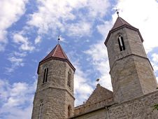Free Church Towers Royalty Free Stock Photos - 5883608