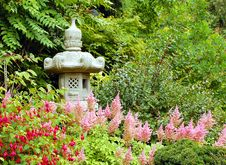 Free Asian Garden Royalty Free Stock Image - 5884036