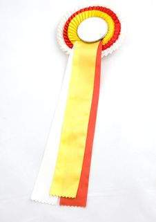 Free Winnner Badge Royalty Free Stock Photos - 5884338