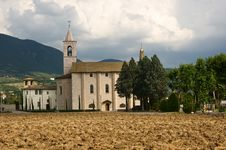 Free Umbria Sanctuary Stock Photography - 5884482