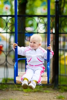 Free Happy Child Royalty Free Stock Photography - 5884617