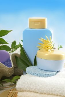 Free SPA Products Stock Photography - 5884752