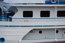 Free Cruise Ship, Detail Stock Image - 5884801
