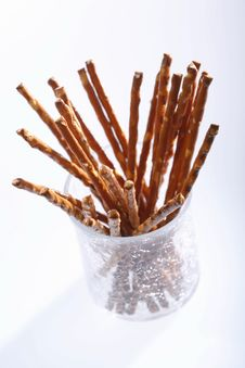 Saltsticks Stock Photography