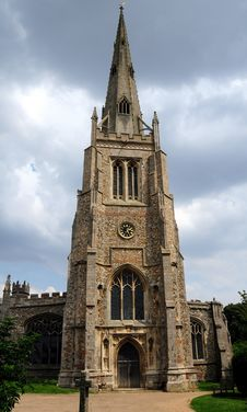 Free Thaxted Church Stock Photo - 5885270