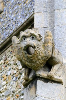 Free Gargoyle Royalty Free Stock Photos - 5885298