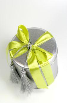 Free Metal Gift Box Stock Photo - 5885690