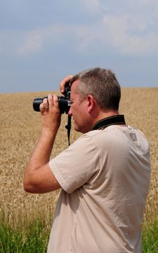 Free Photographer Royalty Free Stock Photos - 5885808