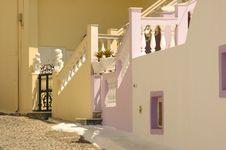 Free Santorini Staircase Stock Photos - 5886143