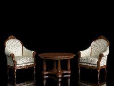 Free Classic Interior Stock Photo - 5886260