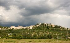 Free Spello, Umbria Stock Photo - 5886310