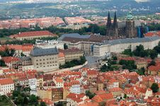 Free View Of Prague Stock Images - 5886674