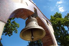 Free Bell Monument Royalty Free Stock Photography - 5886757