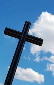 Free Cross And Sky Stock Photos - 5886763