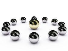 Free Spheres Royalty Free Stock Photos - 5886818
