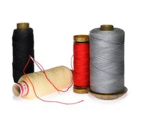 Free Reels Of Thread And Needle Stock Photos - 5887143