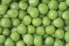 Free Green Peas. Stock Photos - 5887483