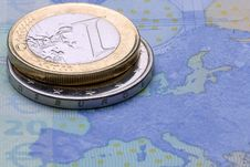 Free European Union Currency Stock Image - 5887701