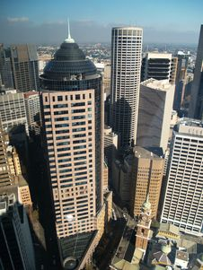 Free City Of Sydney Stock Image - 5887801