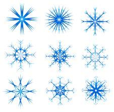 Free Snowflakes Stock Photo - 5888790