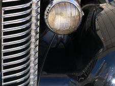 Free Vintage Car Stock Image - 5888991