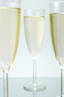 Free Sparkling Wine Stock Photography - 5889392