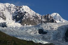 Free An Alaskan Glacier Royalty Free Stock Images - 5889629