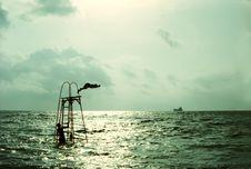 Free Sea And Sky Royalty Free Stock Photo - 5889735