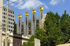 Free Melbourne Council House Stock Photography - 5889912