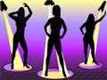 Free Fun Dancers Royalty Free Stock Photo - 5895785