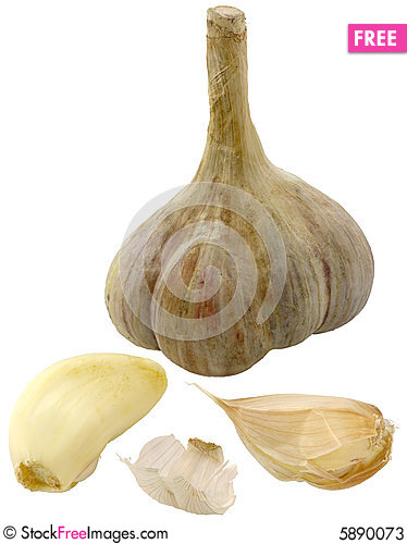 Free Garlic Stock Photos - 5890073