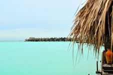 Free Maldives, Welcome To Paradise! Stock Photo - 5890050