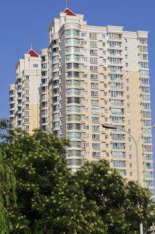 Free Apartment Building Stock Photo - 5890060