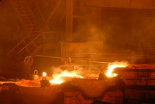 Free Industrial Metallurgy Royalty Free Stock Photo - 5890495