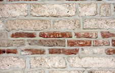Details Stone Wall Texture Royalty Free Stock Photography