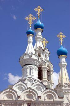 Free Orthodox Church Stock Photo - 5890800