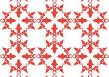 Wallpaper Pattern Stock Image