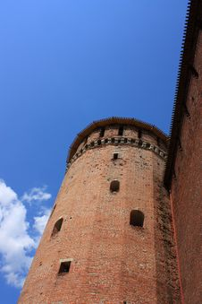 Free Fortress Royalty Free Stock Photography - 5891337