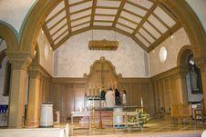 Free Catolic Wedding Stock Photos - 5891363