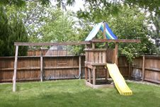 Child Playground Royalty Free Stock Photo