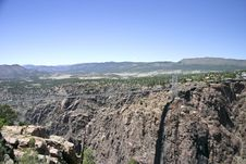 Free Royal Gorge Bridge Royalty Free Stock Photography - 5891847