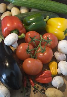 Free Vegetables Stock Images - 5892694