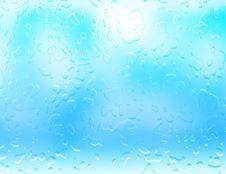 Free Aqua Water Drops Stock Images - 5892794