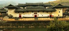 Free Fujian Tulou Royalty Free Stock Photo - 5893085