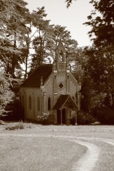 Free Little Church Stock Photo - 5893480
