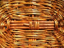Free The Wicker Texture Royalty Free Stock Photo - 5893625