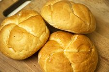 Free Bread Roll Royalty Free Stock Images - 5893799